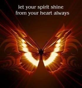 Shine Spirit.