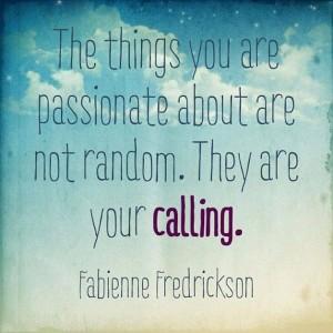 Passion Calls
