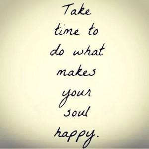 Happy Soul Exercise