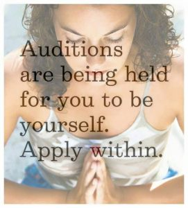 auditionstobeyourself