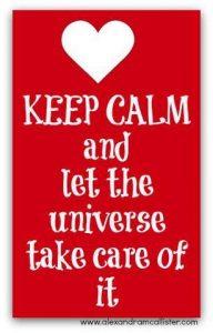 letthe Universetakecareofit