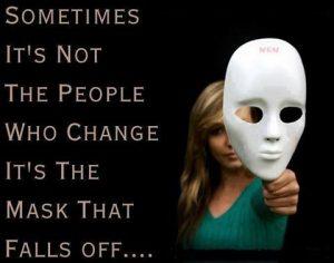 Mask On, Mask Off...
